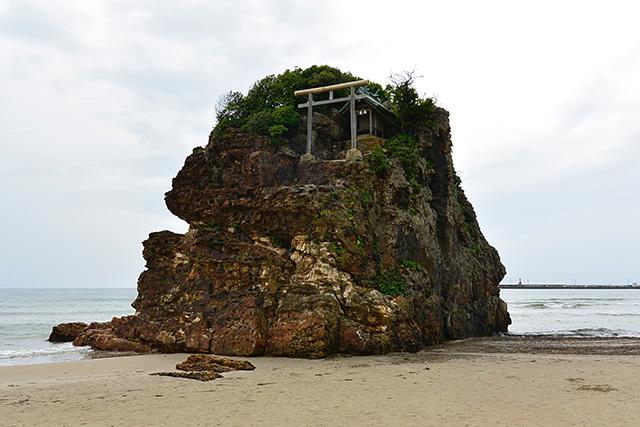 出雲大社・稲佐の浜