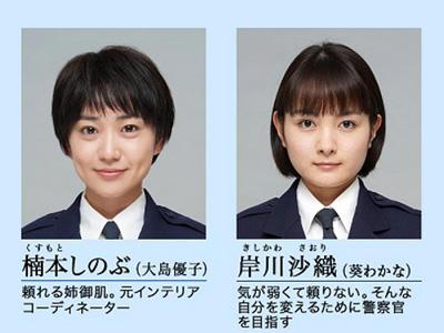 大島優子と葵わかな