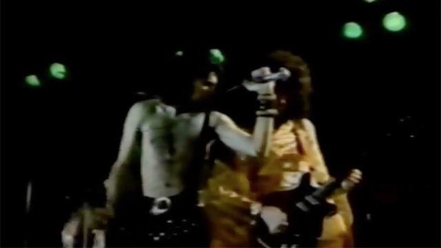 Queen 1976年ライブ