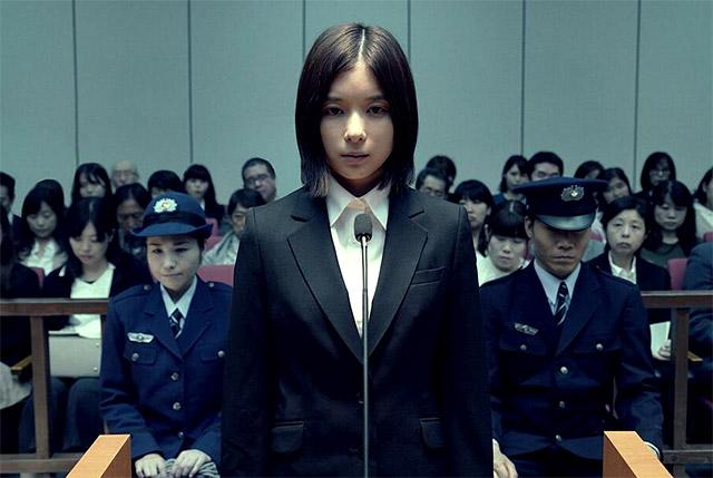 映画『ファーストラヴ』聖山環菜(芳根京子)